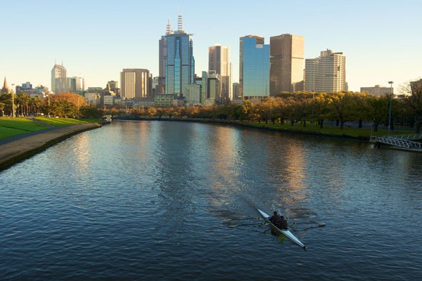 Melbourne's property market
